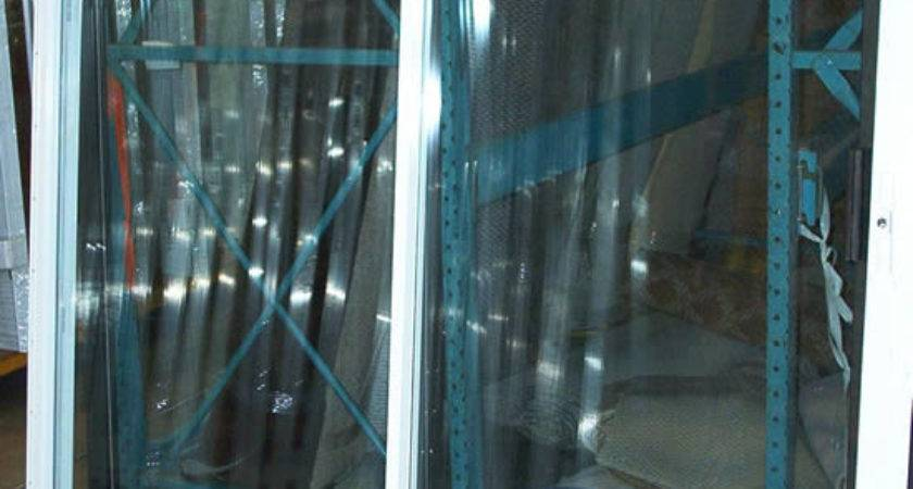 Mobile Home Sliding Glass Door Replacement