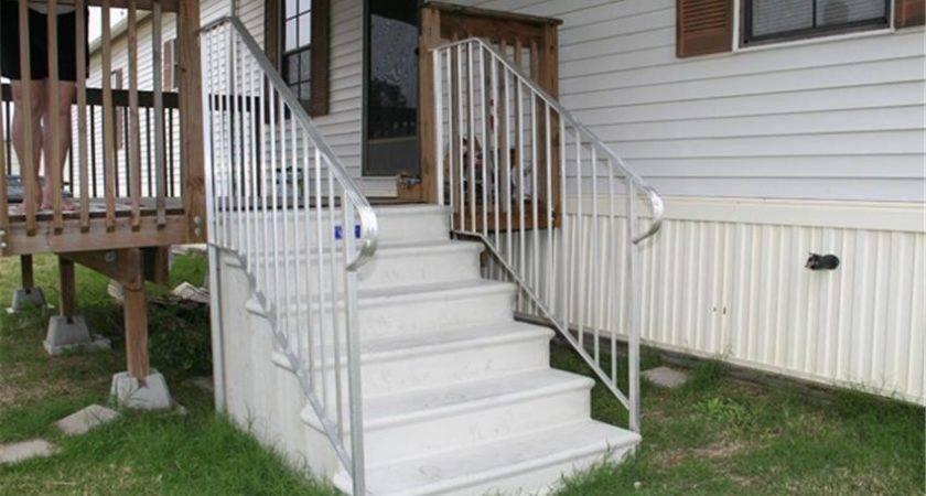 Mobile Home Steps Fabulous Spa