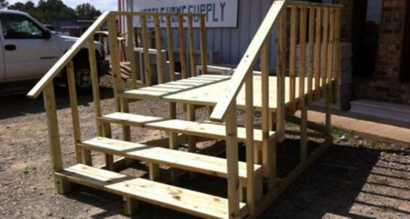 Mobile Home Steps Photos Bestofhouse