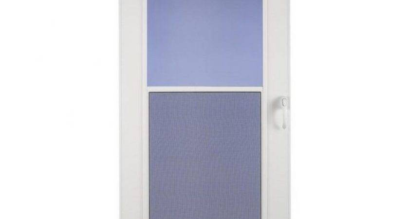 Mobile Home Storm Door Sizes Parts Catalog Screen Doors