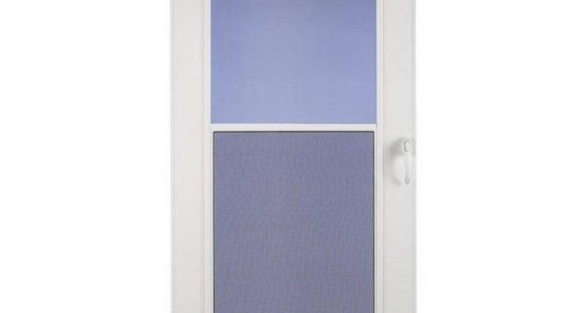 Mobile Home Storm Door Sizes Parts Catalog Screen Doors