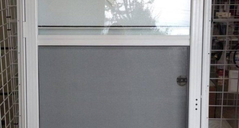Mobile Home Storm Doors Design Ideas