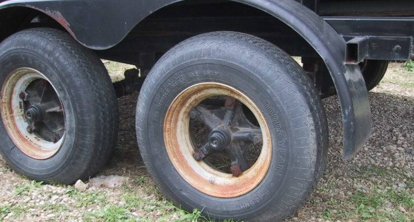 Mobile Home Tires Mud Forum