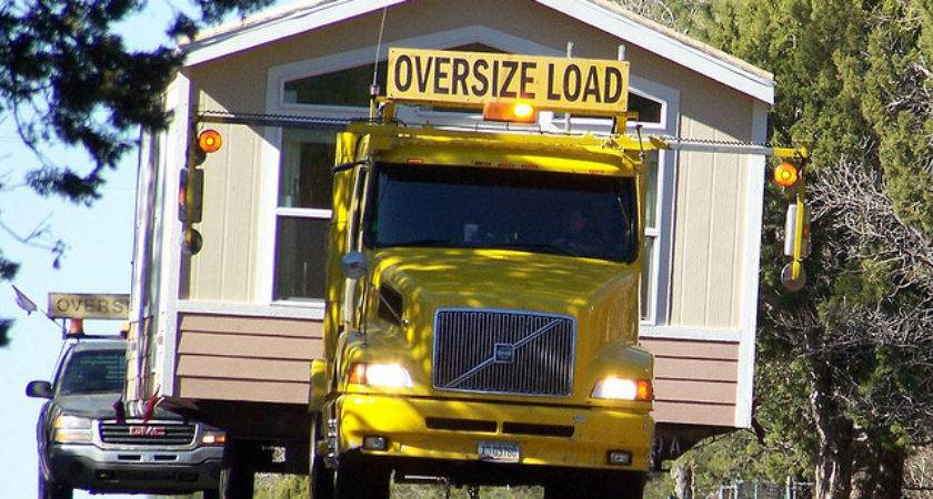 Mobile Home Transport Pro Movers