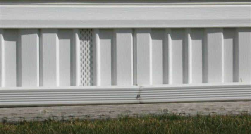 Mobile Home Vinyl Skirting Photos Bestofhouse