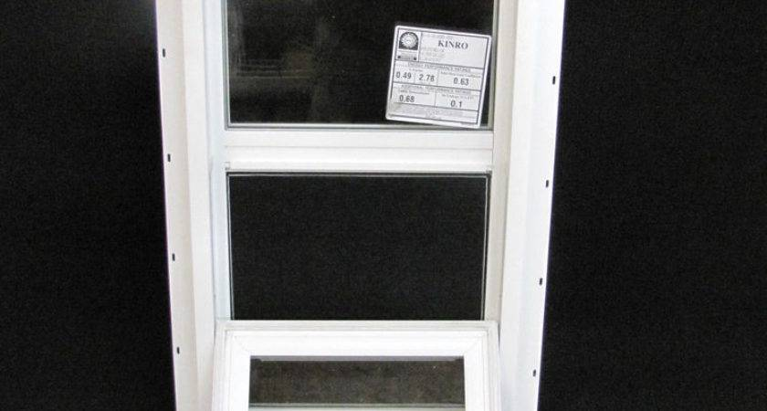 Mobile Home Window Insulated Vinyl Thermopane Lower