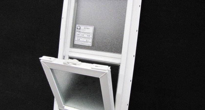 Mobile Home Window Obscured Glass Insulated