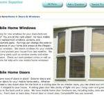 Mobile Home Windows Complete Parts