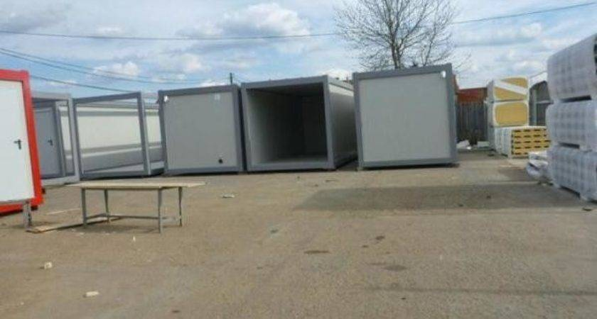 Mobile Homes Flat Pack Prefab Container House