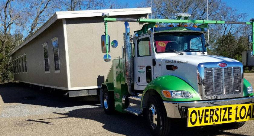 Mobile Homes Move Truck Car Tiny Houses