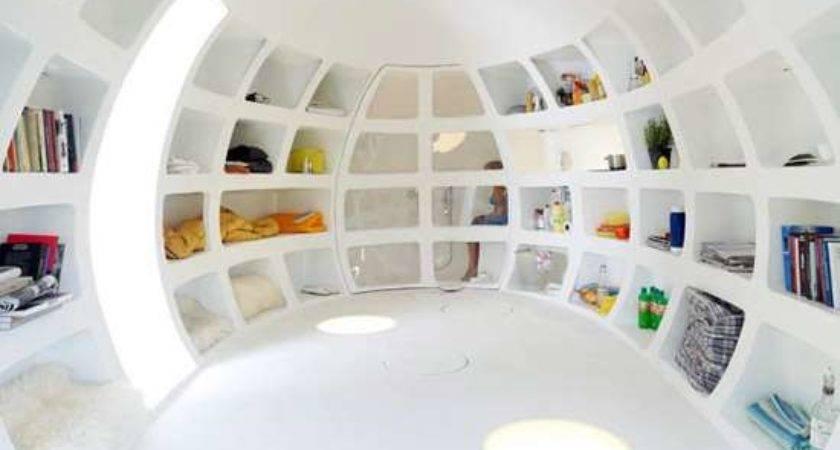 Mobile Living Pods Blob Egg Loving Gypsies