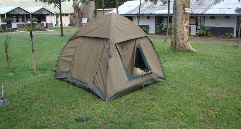 Mobile Tent