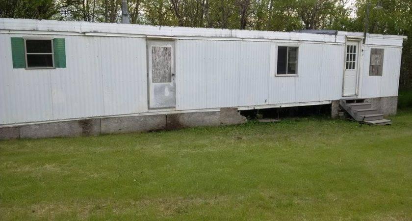 Mobile Trailer Home Rural Regina