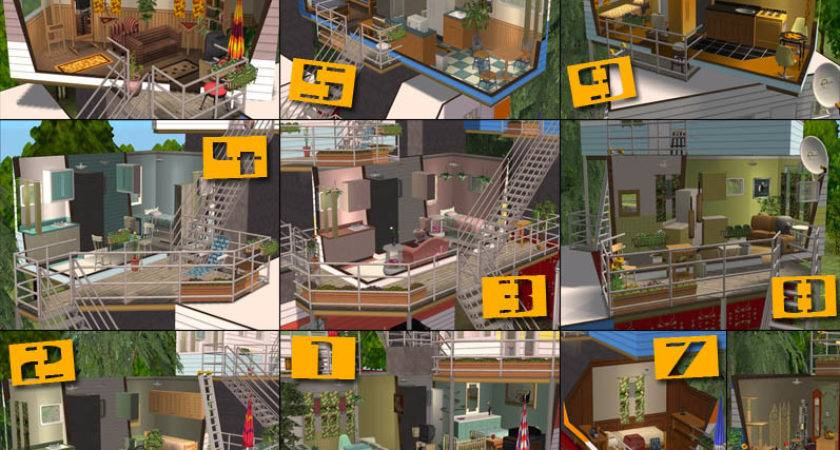 Mod Sims Redneck Mansion Includes New Meshes