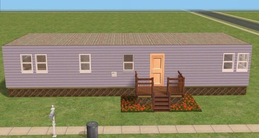 Mod Sims Under Starter Mobile Homes