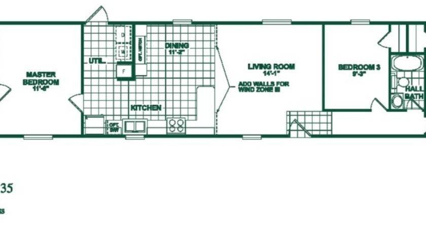 Model Bedroom Bath Oak Creek Mobile Home