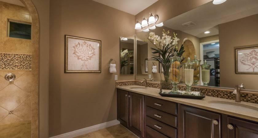 Model Home Bathroom Varities Looking Your