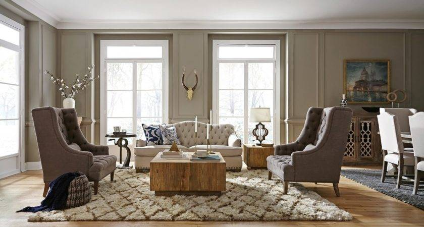 Model Home Furniture Walpaper
