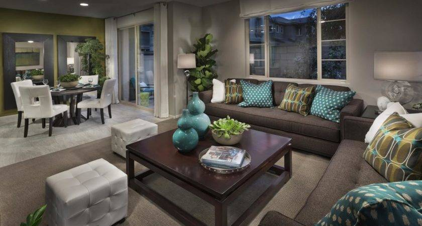 Model Homes Decorating Ideas Best