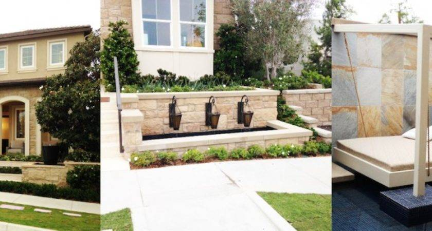 Model Landscaping Homes Benchmark