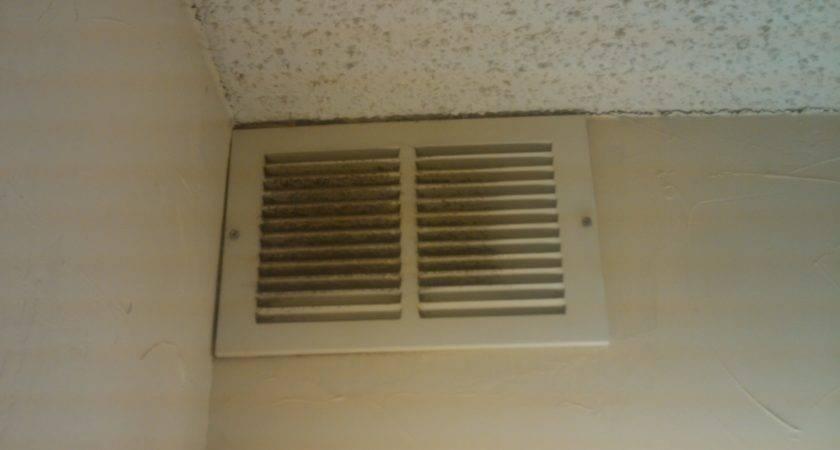 Modern Bathroom Exhaust Fan Air Flow Vent