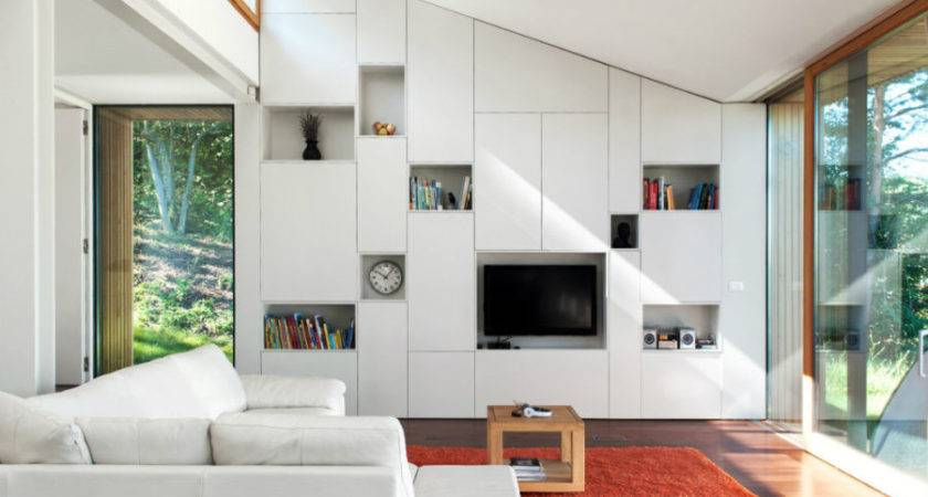 Modern Built Ins Every Room Purpose