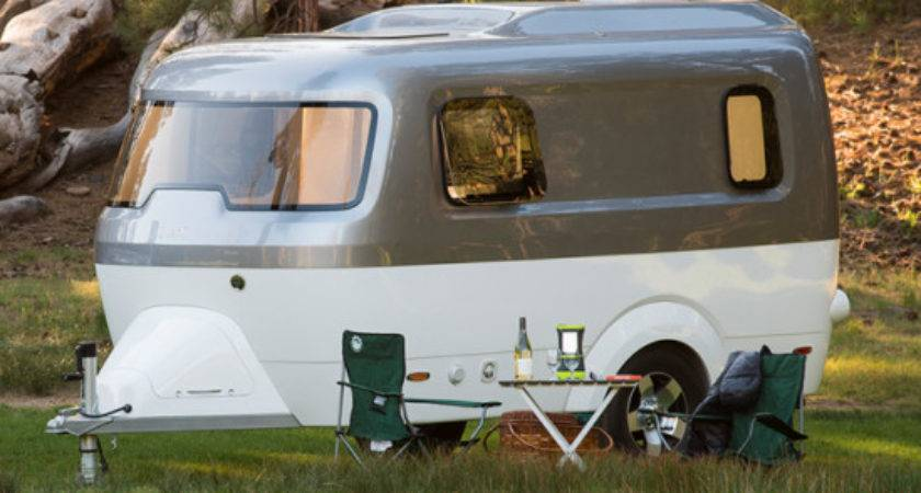 Modern Campers Fall Camping