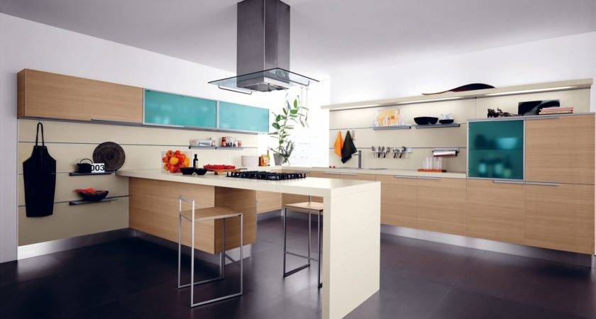 Modern Colorful Kitchen Decor Stylehomes