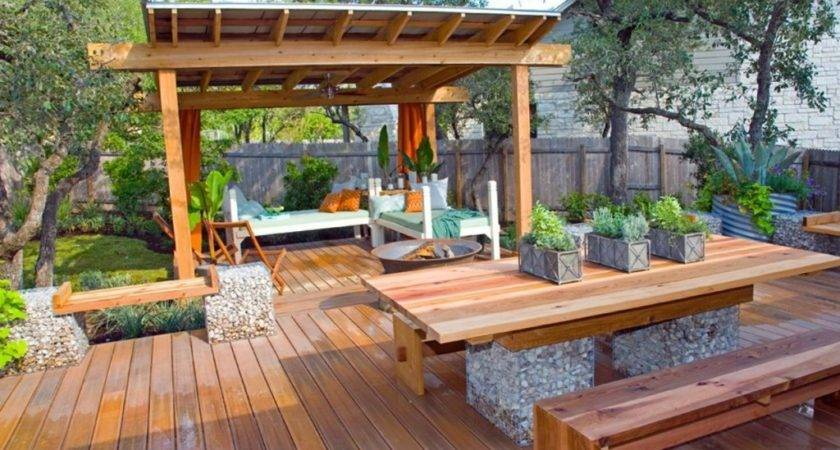 Modern Covered Deck Designs Doherty House Build