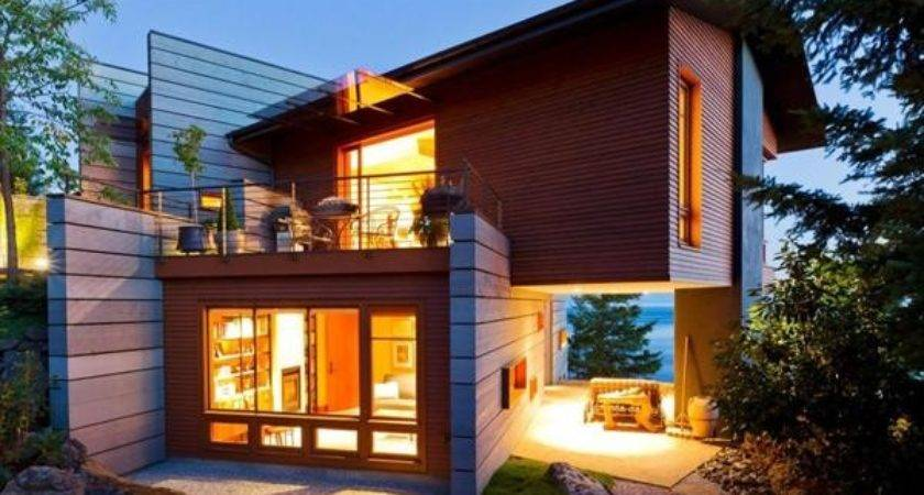 Modern Cozy House Coast San Juan Island