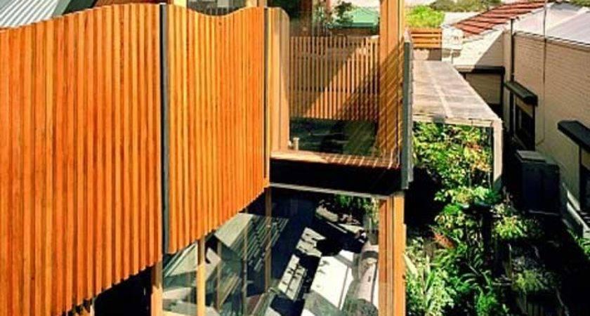 Modern Day Green House North Carlton Zen