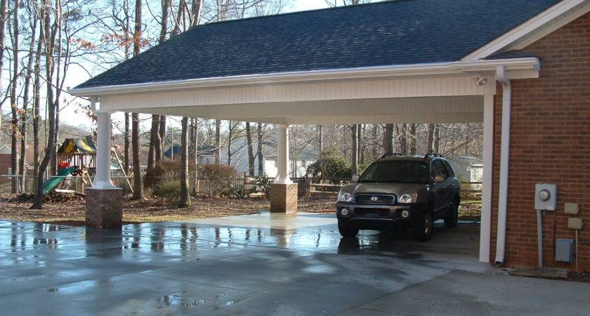 Modern Design Laminate Elegant Carport Inspirations