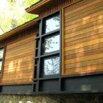 Modern Exterior Window Trim Ideas Metal Corner