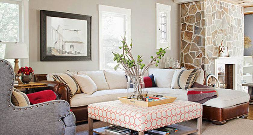 Modern Furniture Design Cottage Living Room