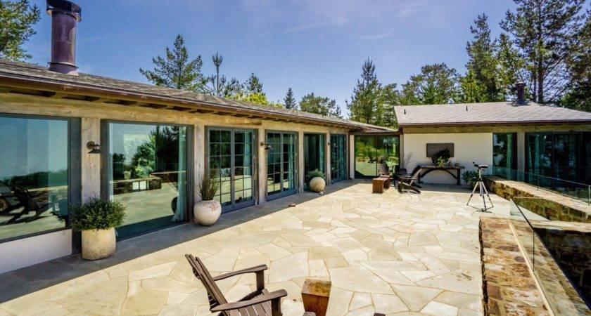 Modern Green Home World Class Views Carmel