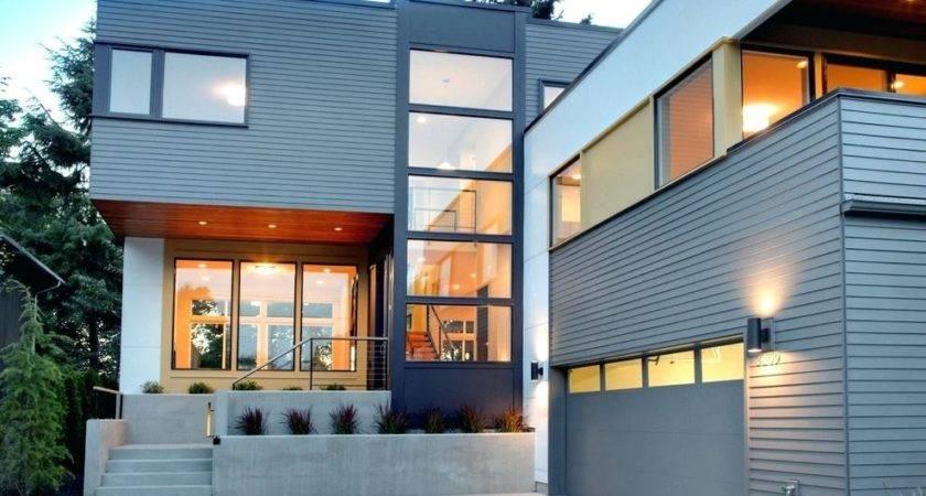 Modern Home Exterior Siding Contemporary Ideas