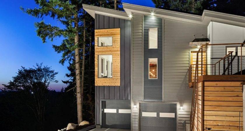 Modern Home Siding Ideas House