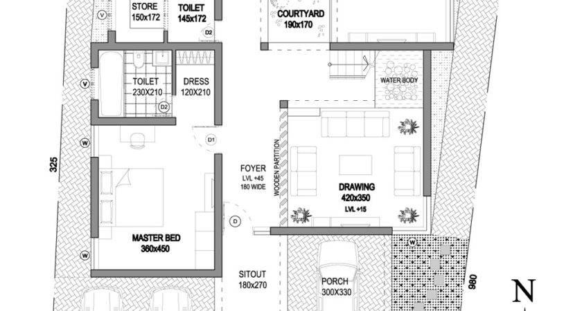 Modern House Elevation Kerala Home Design
