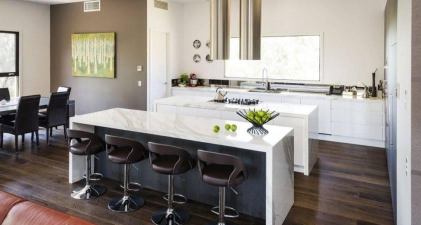 Modern Interior Design Kitchen Best Brown Accent