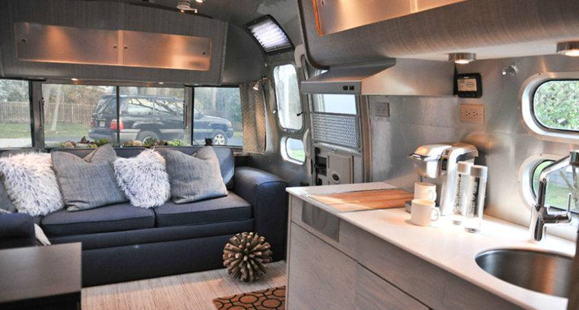 Modern Interiors Camper Decorating Ideas Decor