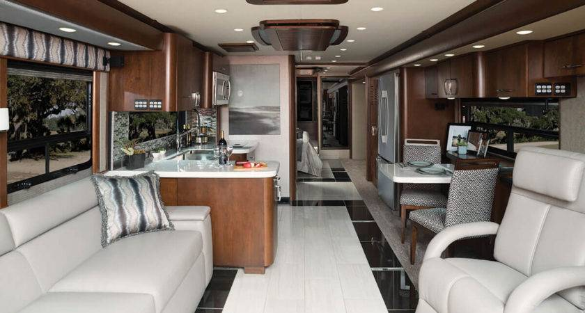Modern Interiors Motorhome Story