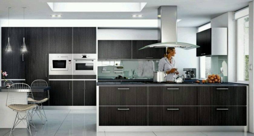 Modern Kitchen Designs Decorating Ideas