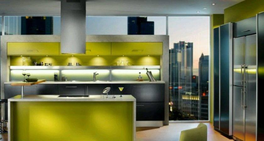 Modern Kitchen Designs Ideas New Home