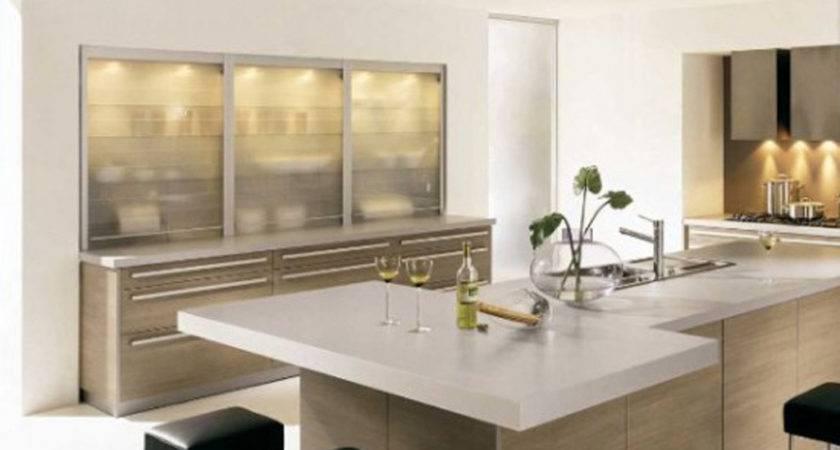 Modern Kitchen Interior Decor Iroonie