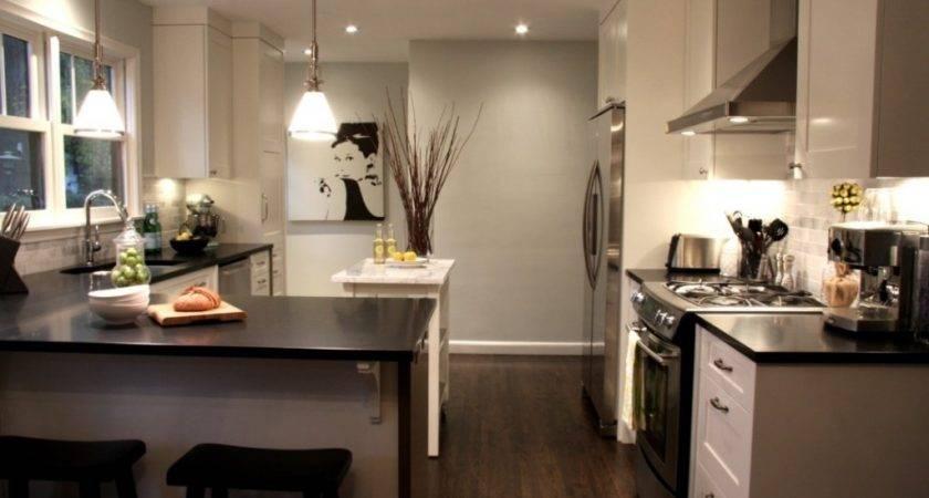 Modern Kitchen Layout Ideas Decor
