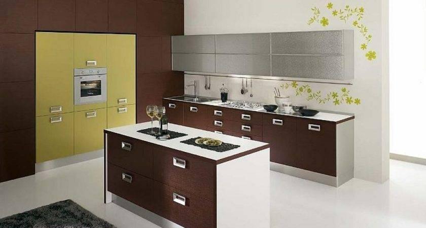 Modern Kitchen Wall Homyhouse