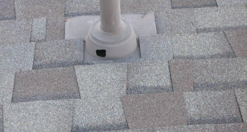Modern Metal Roof Vent Stack Boot Plumbing