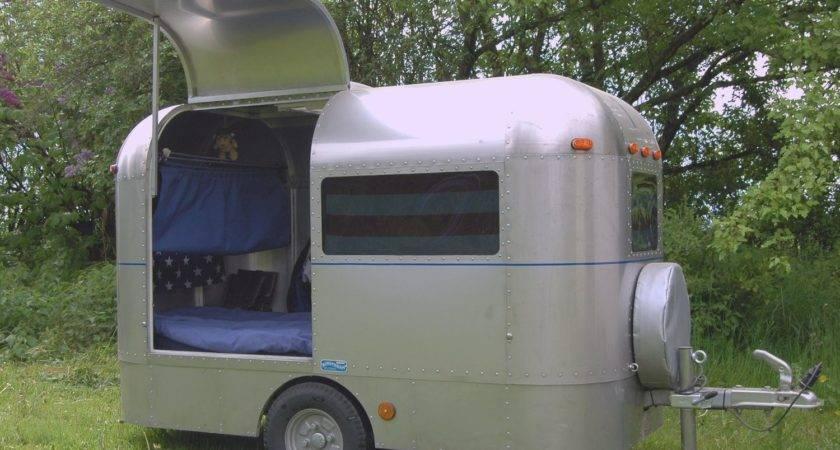 Modern Micro Cars Calypso Caravan Camper