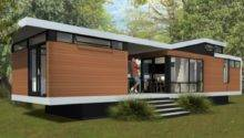 Modern Mobile Homes Designs Regard Household