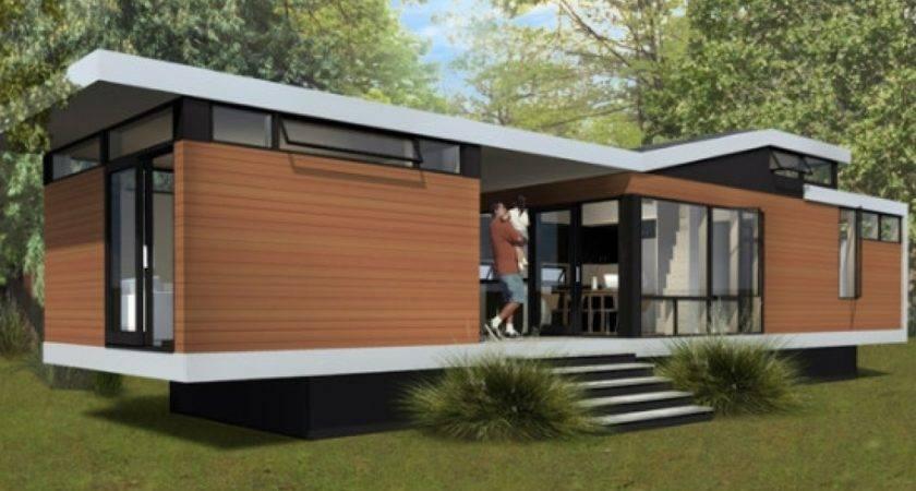 Modern Mobile Homes Designs Regard Household